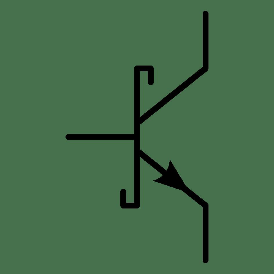 Component. schottky diode symbol: Diode Symbols Clipart