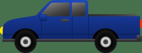 pick truck clip art - clipart