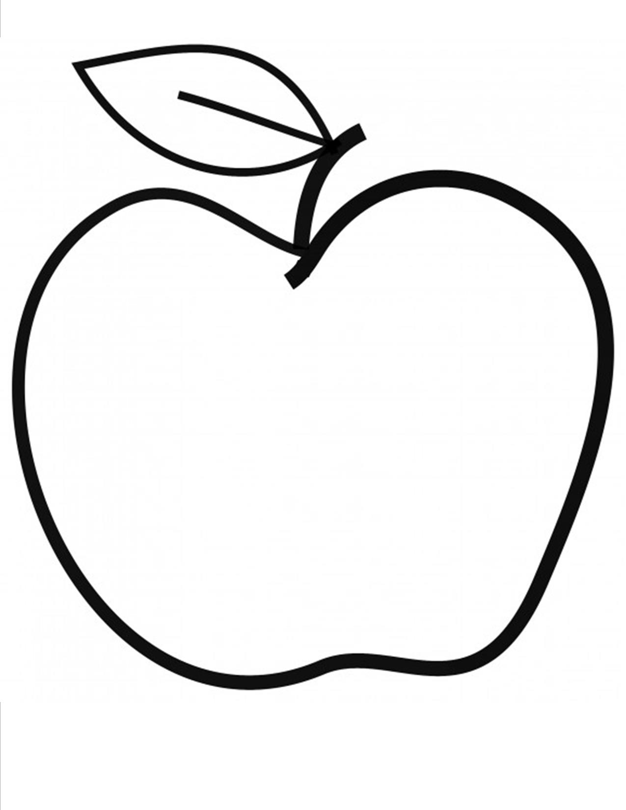 Apple Cut Out