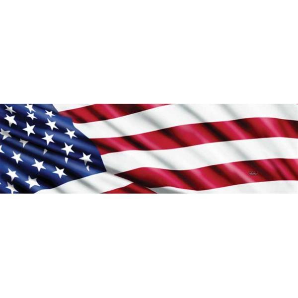 American Flag Banner Graphics