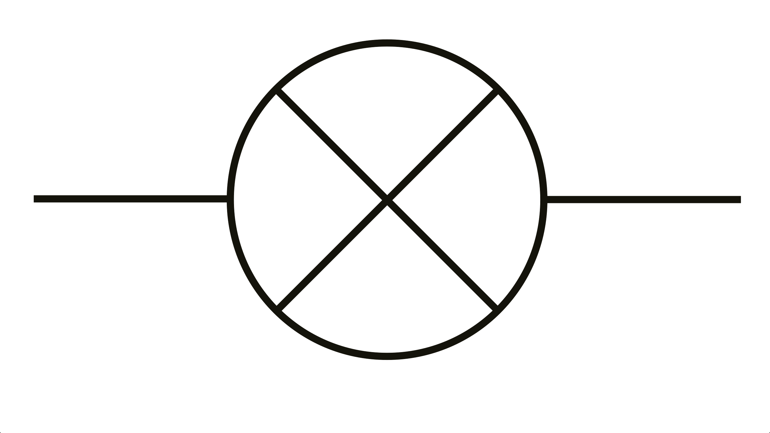 Component Symbol Of Thermistor Potentiometer Symbol