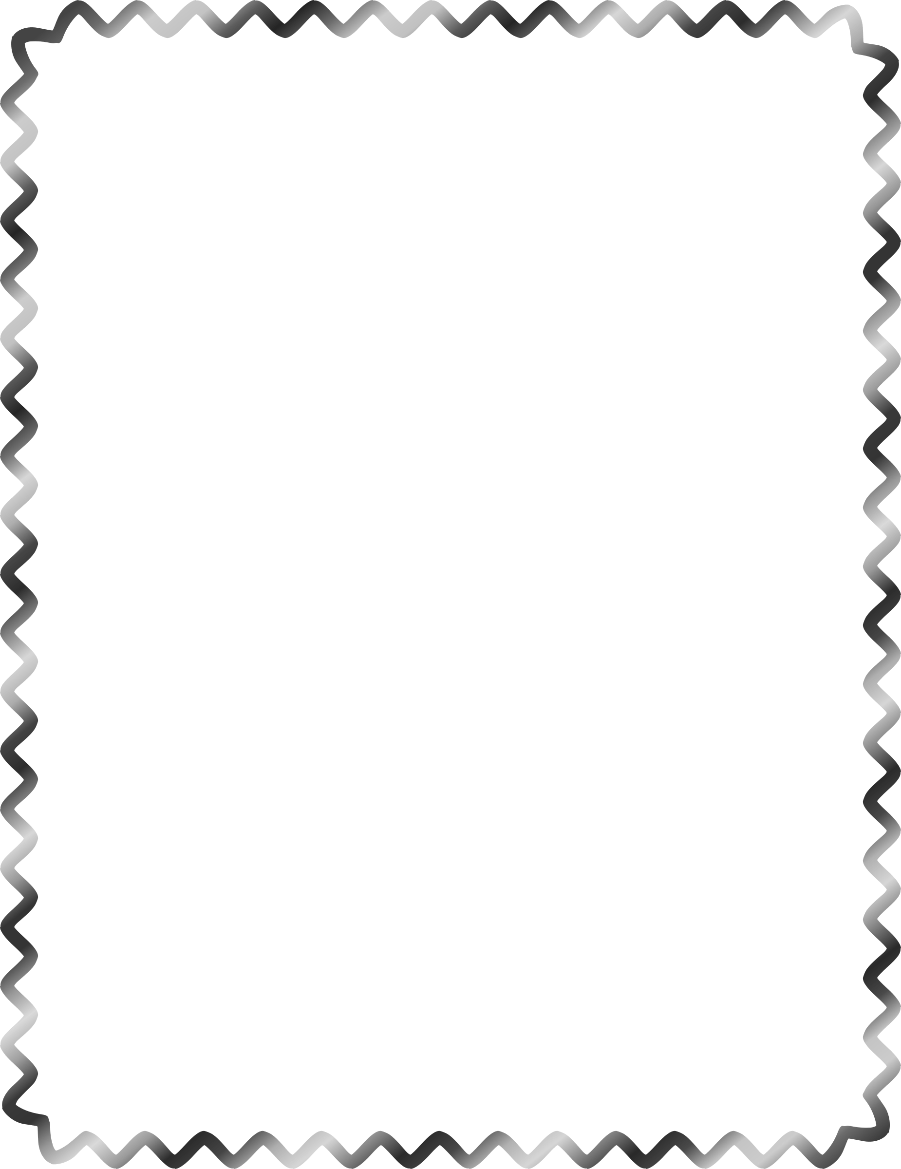 Wave Border Clip Art
