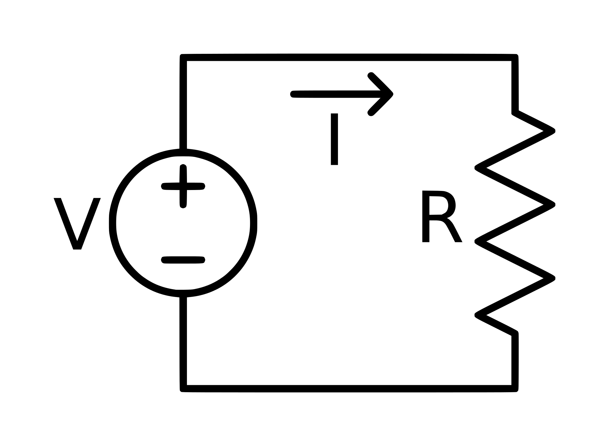 symbols of electrical circuits