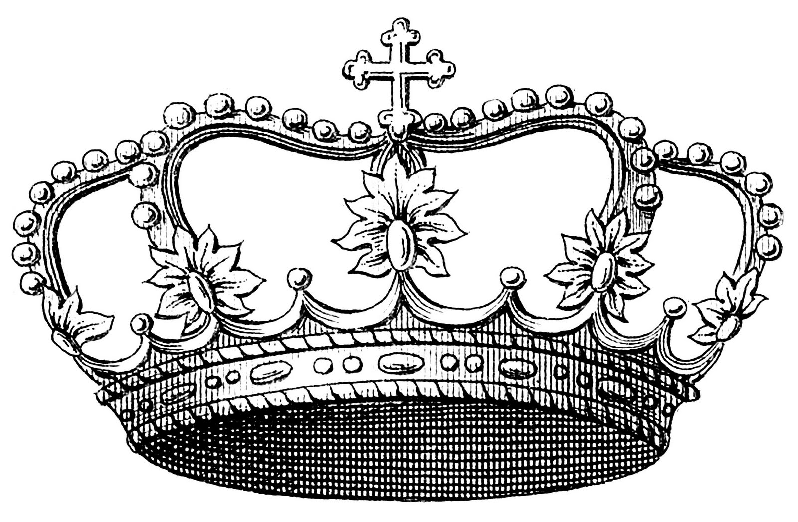 Simple Princess Crown