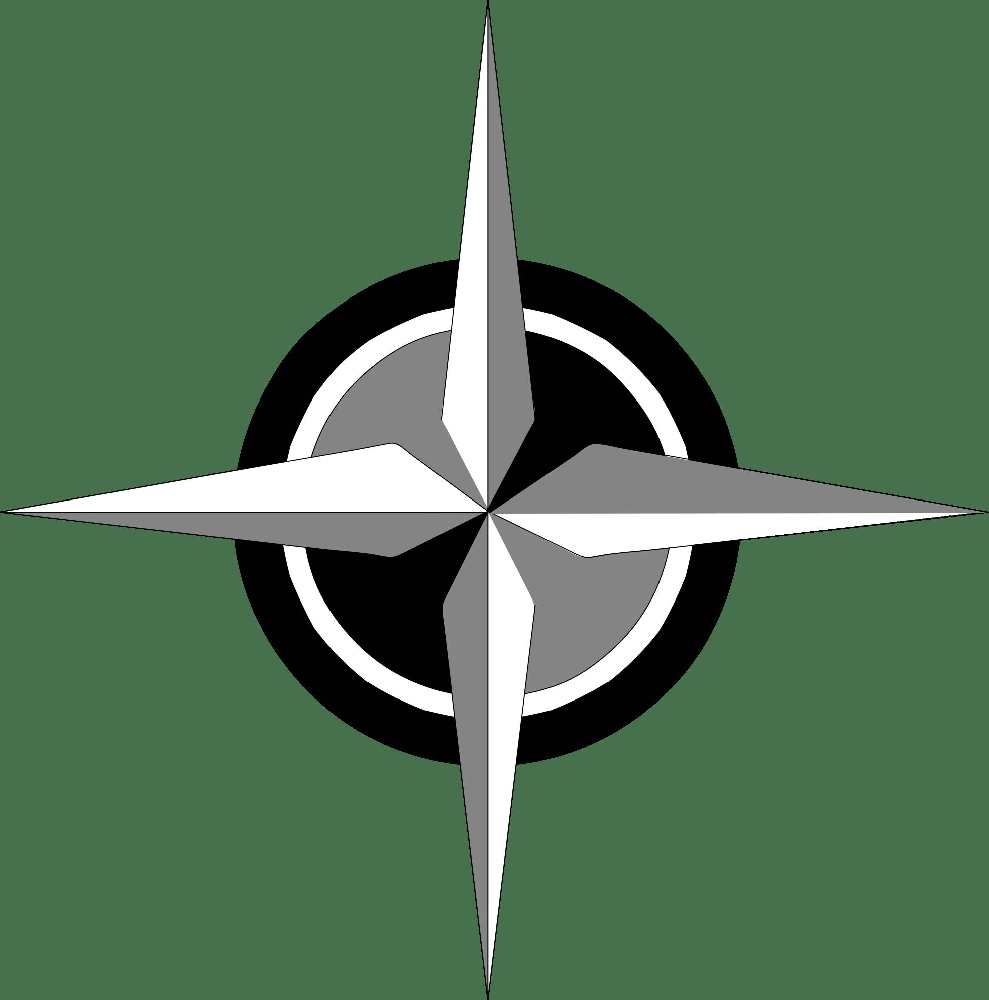 Compass Rose Svg