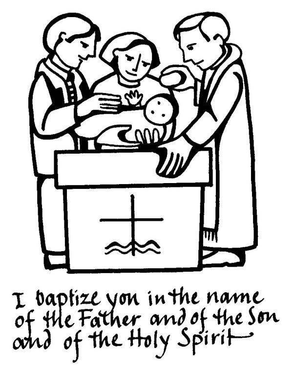 Baptism Symbols ClipArt Best
