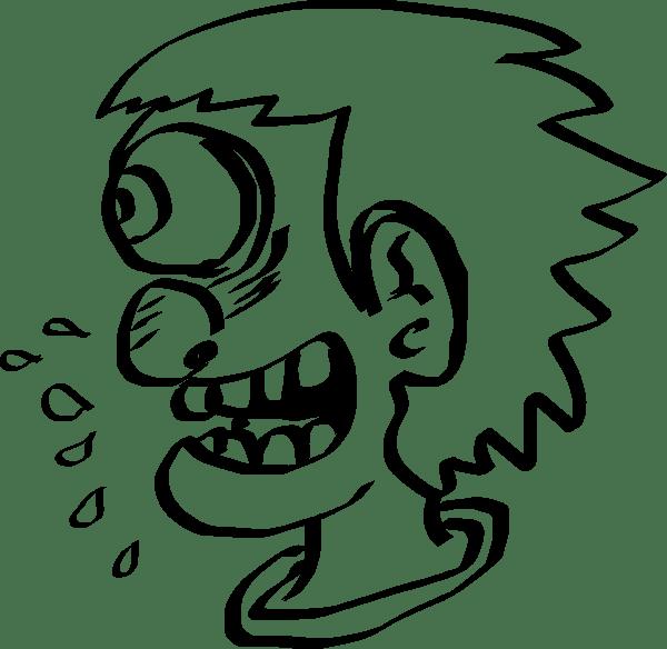 Cartoon Crazy People ClipArt Best