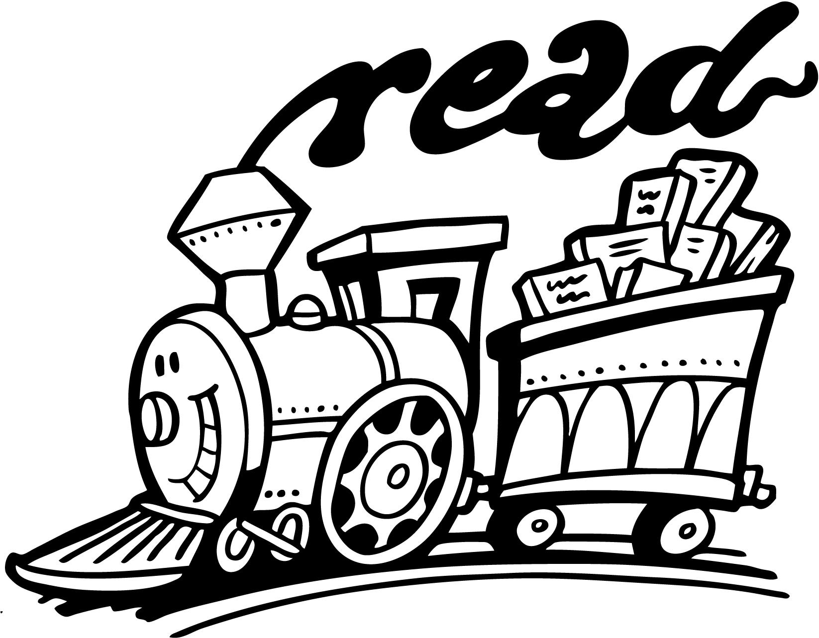 Train Line Drawing