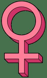 Venus-female-symbol-pseudo-3D-pink.svg