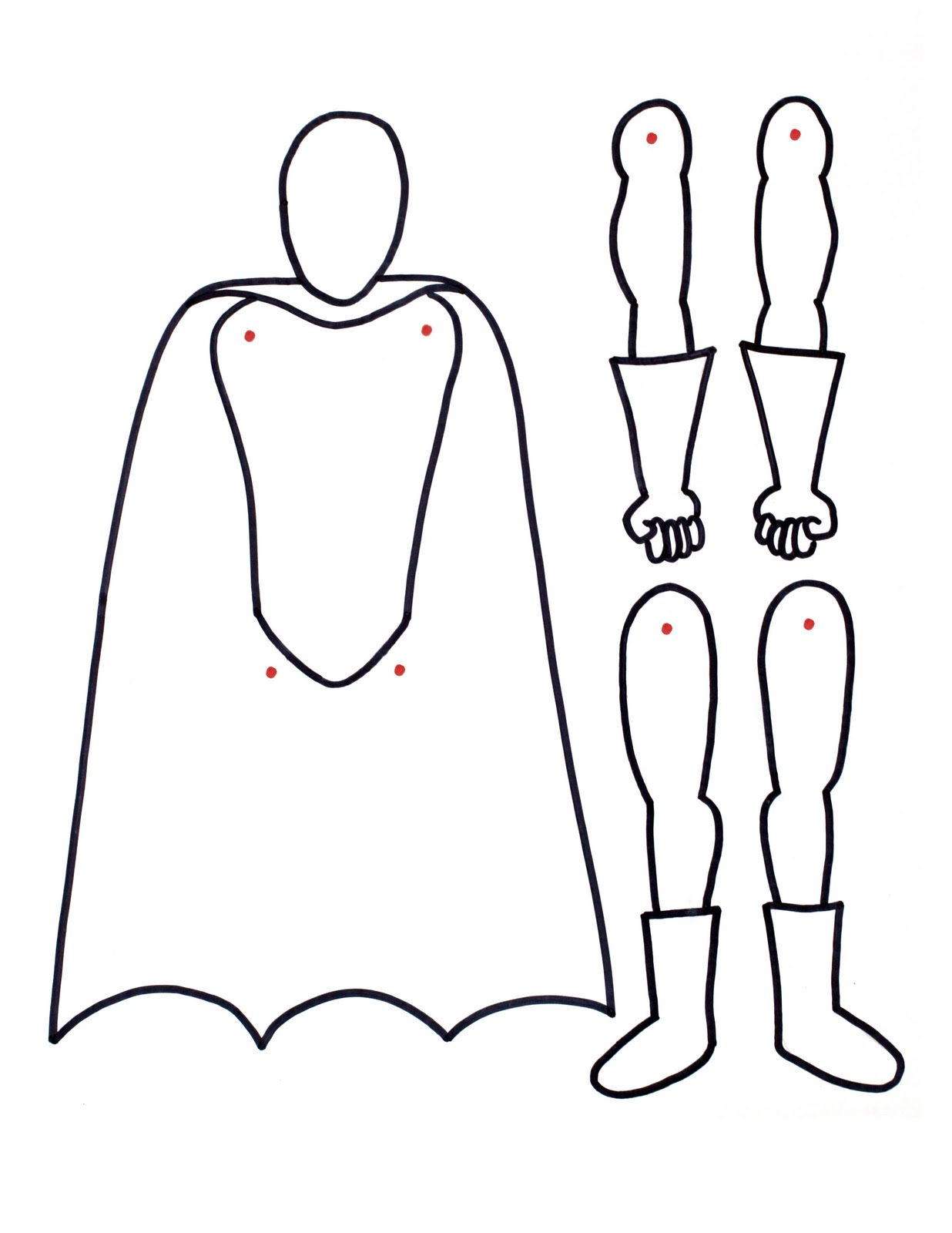 Superhero Theme Need Coloring Sheets