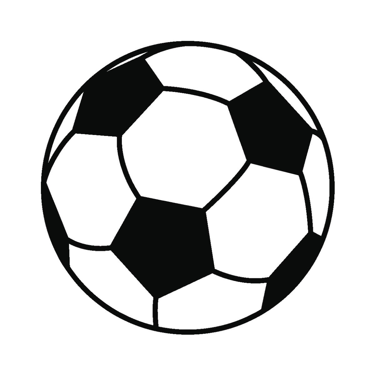 Malvorlage Ball