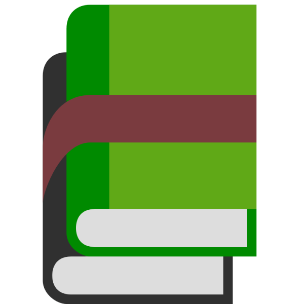 Animated Book Clipart