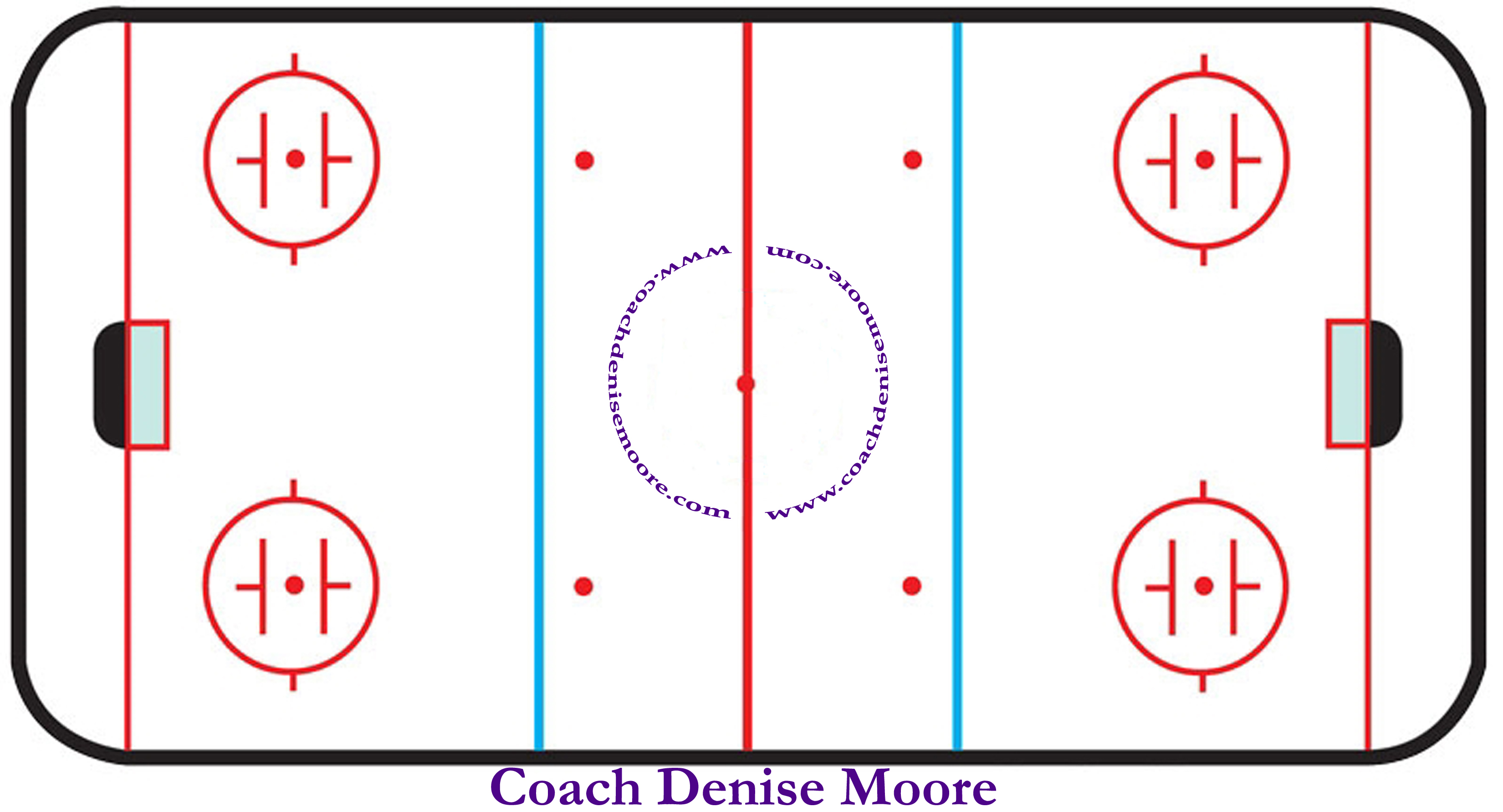 nhl hockey rink diagram printable 08 sv650 wiring clip art clipart best