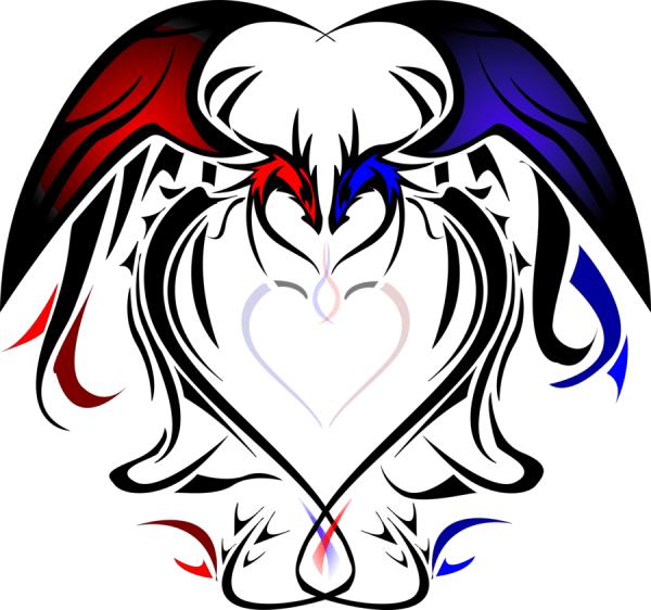 heart dragons silentsleeper