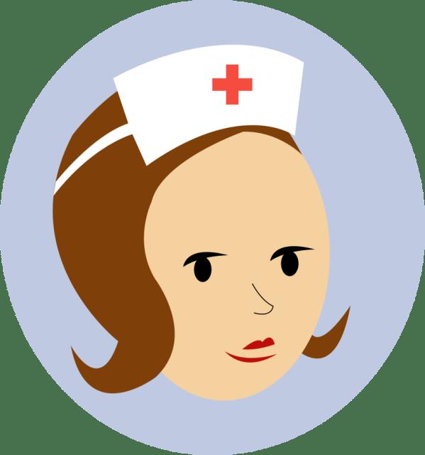 Nurse - Clipart