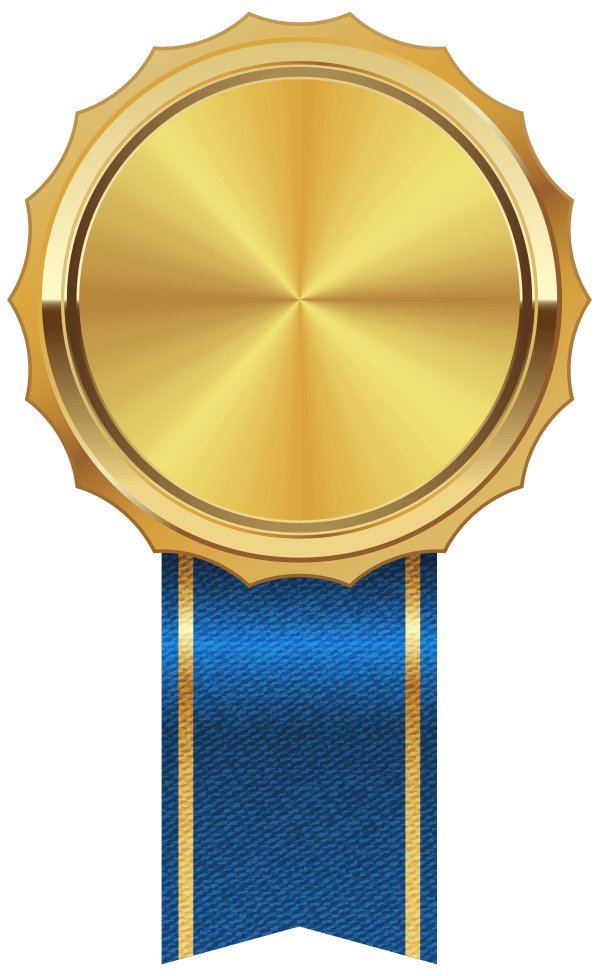 gold medal - clipart