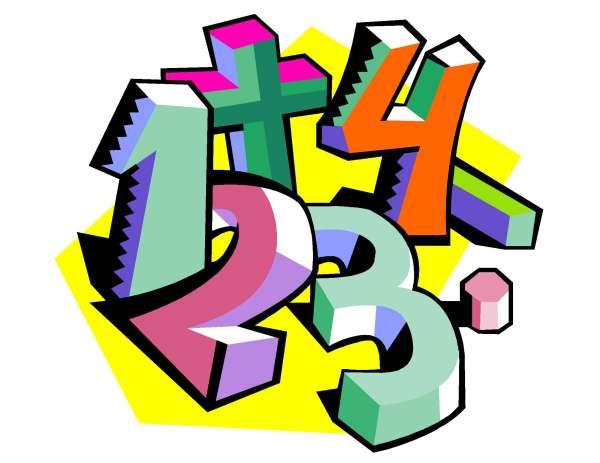 clip art of math - clipart