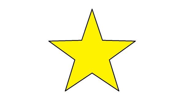 shining stars clipart