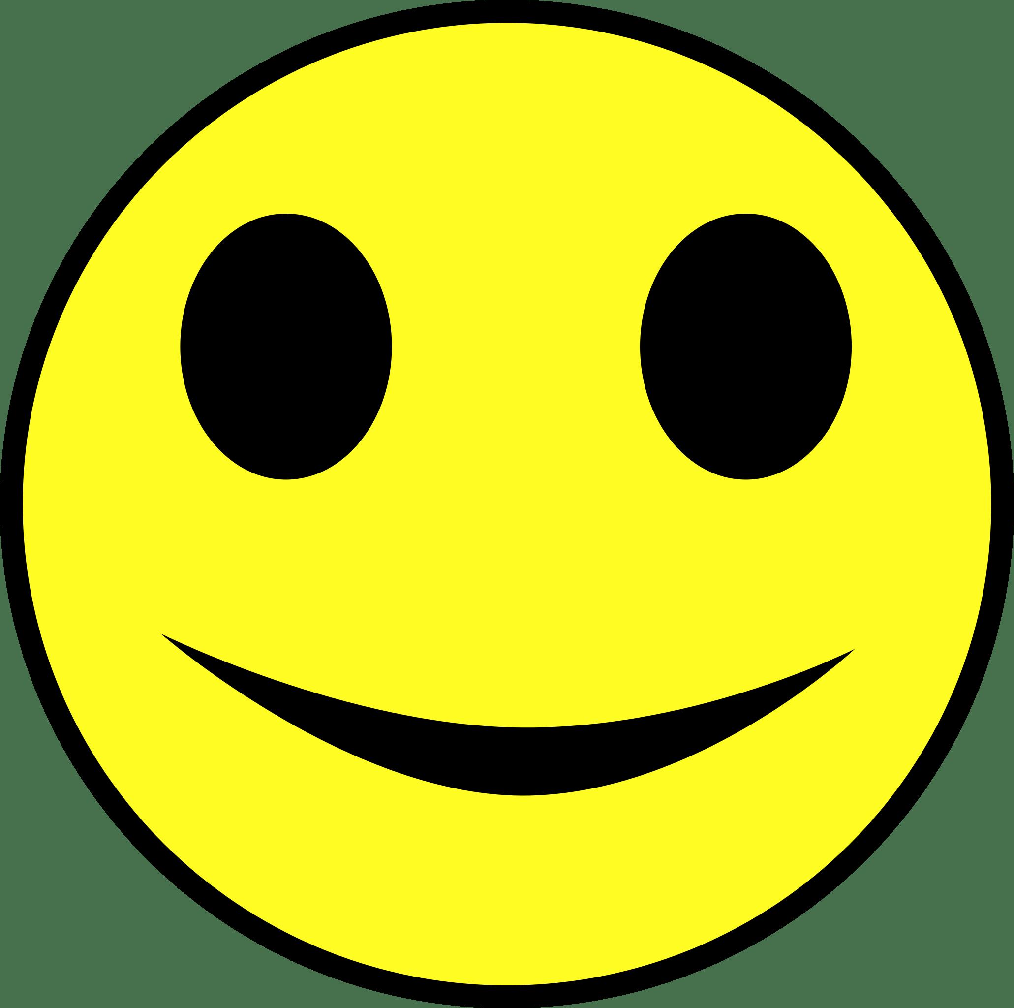 Happy Face Printable