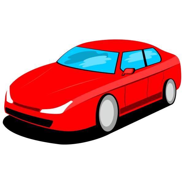 Vector Car - Clipart