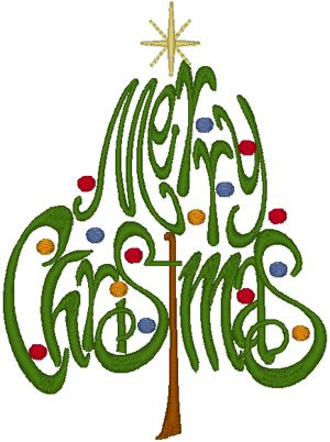feliz navidad clip art - clipart