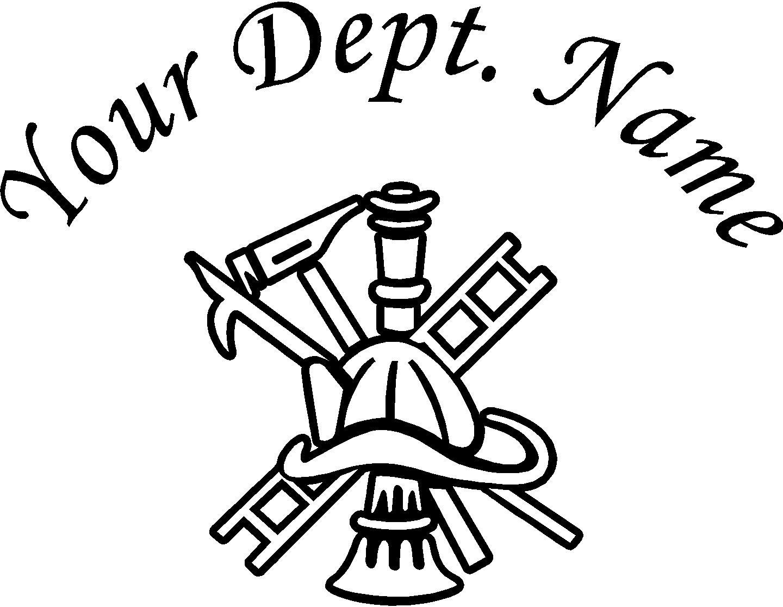 Fire Department Maltese Cross Clip Art