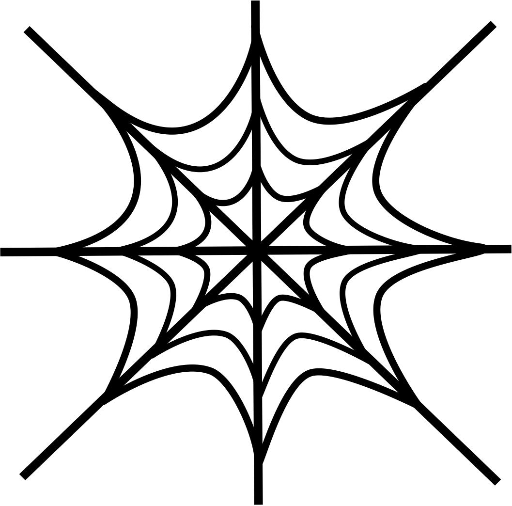 Spiderweb Clip Art