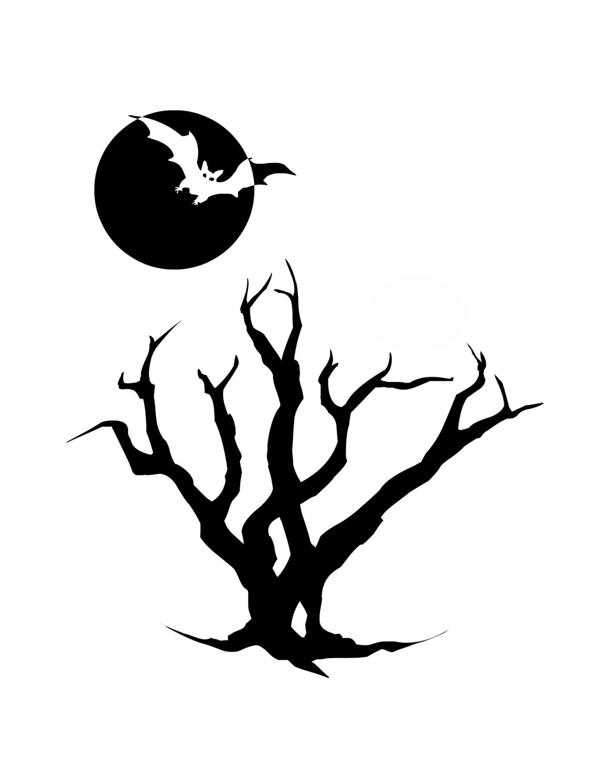 Scary Tree Pictures