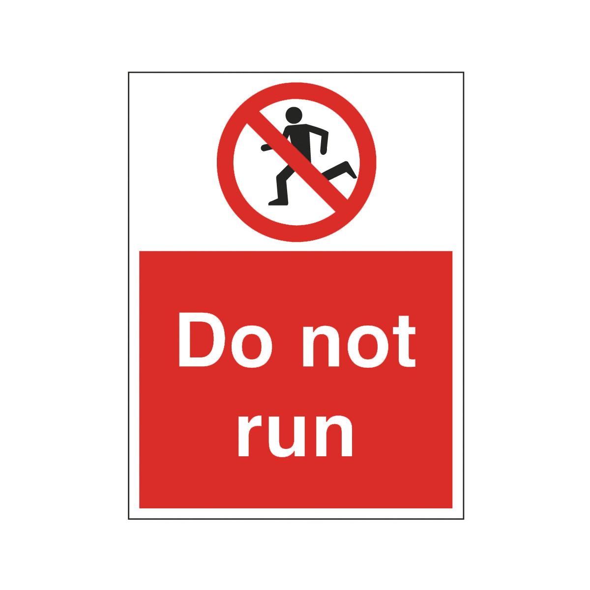 Workshop Safety Signs