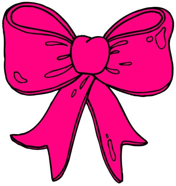 bow clip art - clipart