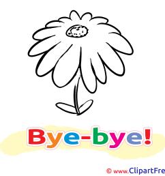 goodbye clipart [ 2300 x 1725 Pixel ]