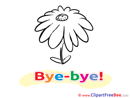 small resolution of goodbye clipart