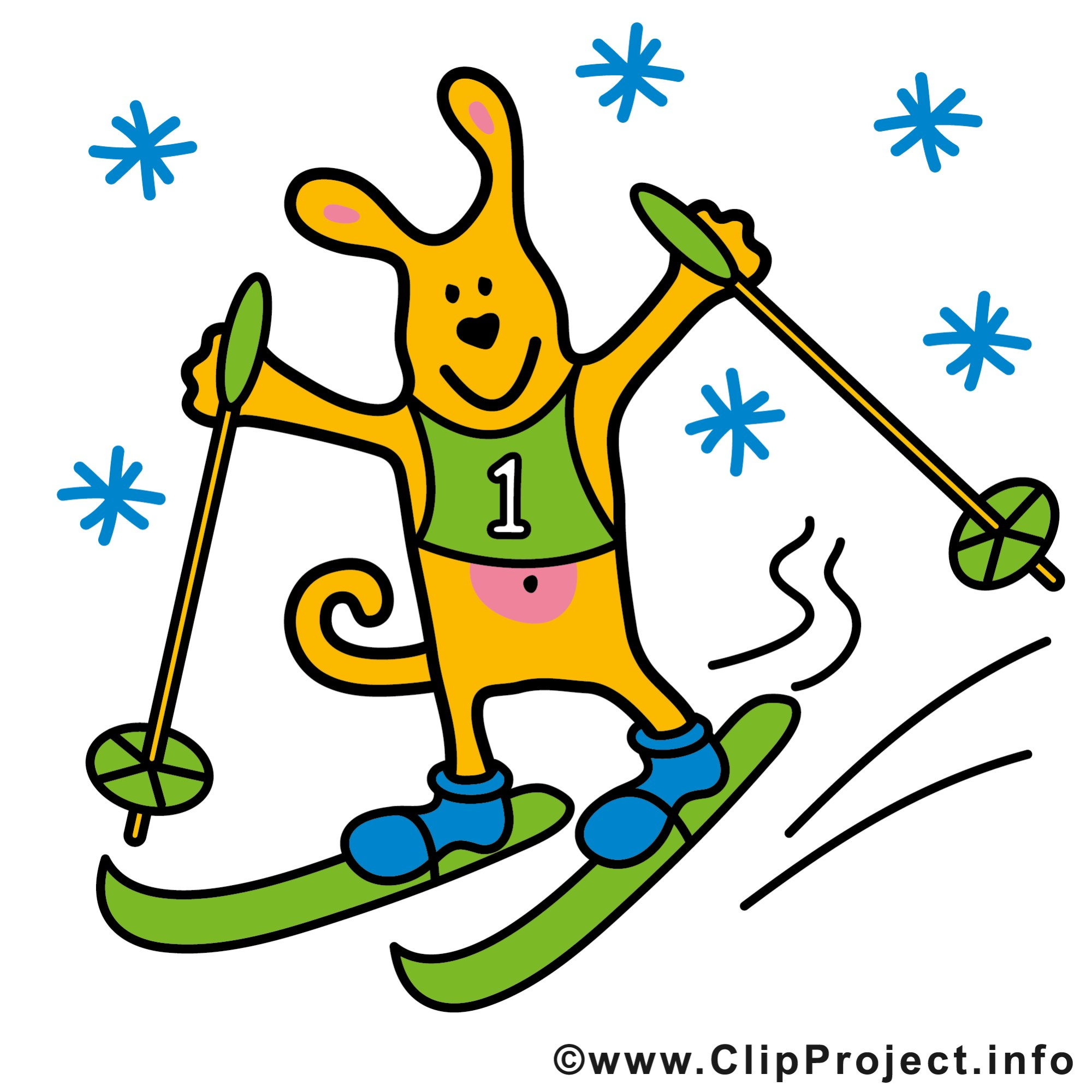 hight resolution of winter olympic clipart