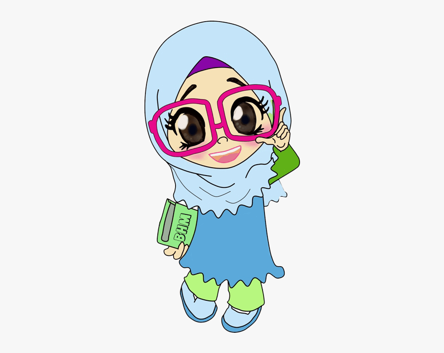 All hijab clip art images are transparent background and free to download. Teacher In Hijab Cartoon , Free Transparent Clipart ...