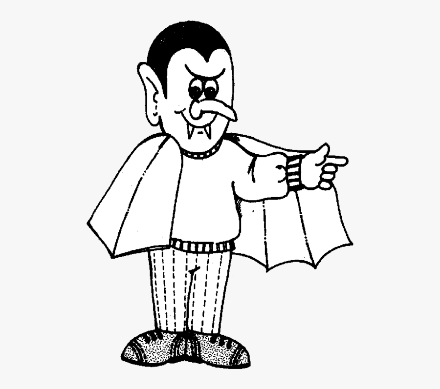 Halloween Vampire Coloring Pages 2 Halloween Vampire Coloring Page Free Transparent Clipart Clipartkey