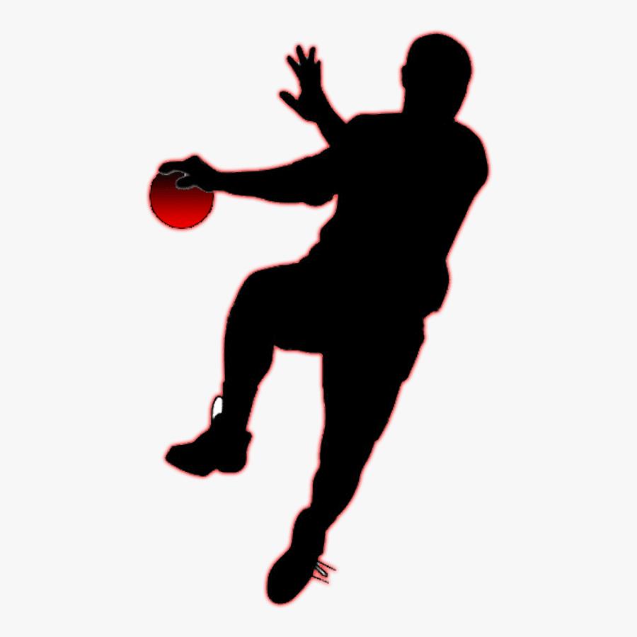 male handball player png free