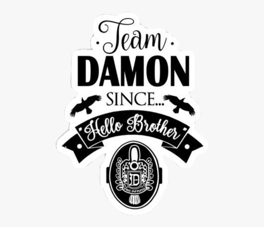 #teamdamon #salvatore #tvd #hellobrother #vampire #diaries