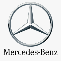 Mercedes Benz Logo Vector Symbol Three Pointed Star ...