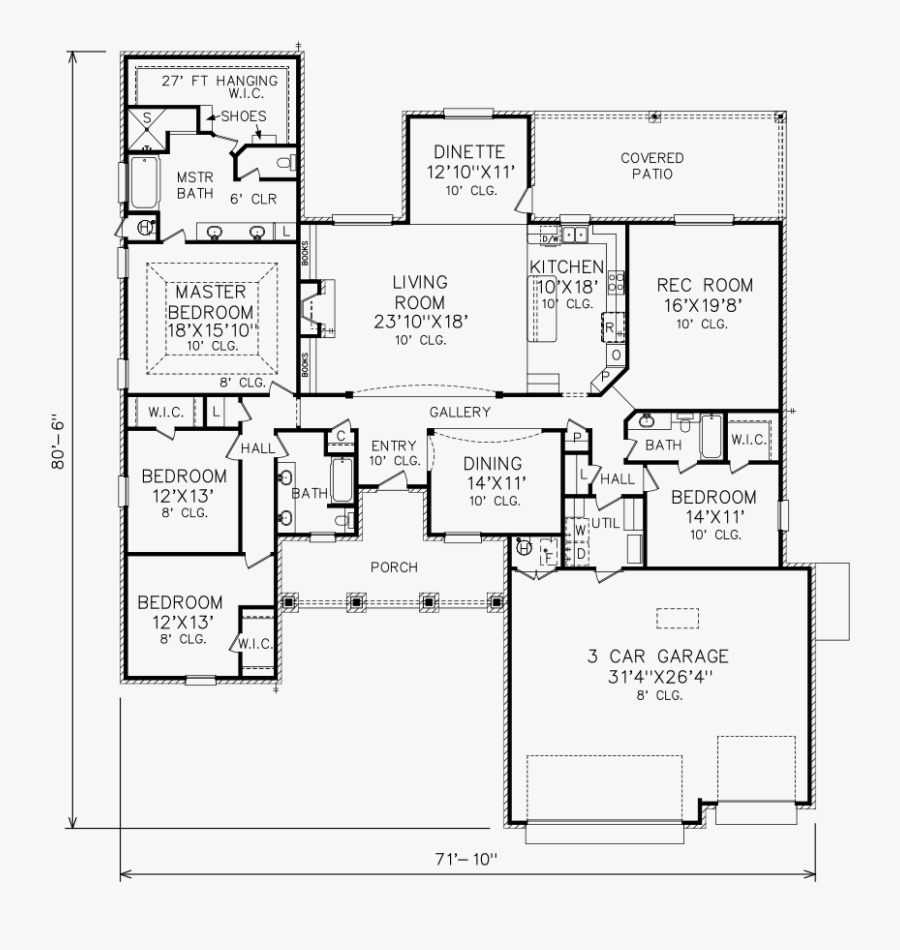 Picture Black And White Stock Floor Plan Plans Pinterest
