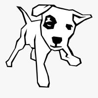 Ausmalbild Hundekopf   Kinder Ausmalbilder