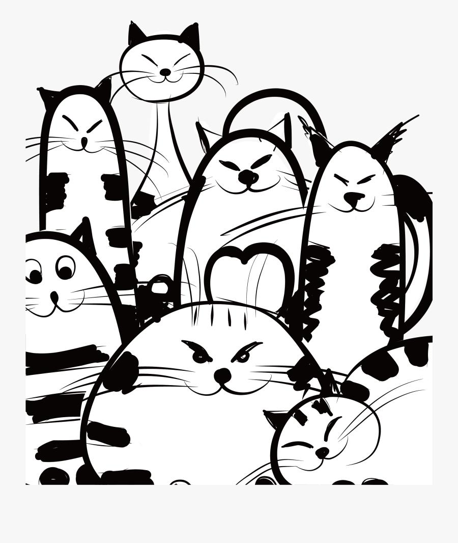 Cat Design Corporation Creative Stick Figure Share
