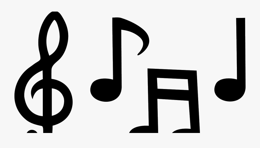 Music Note No Background , Free Transparent Clipart