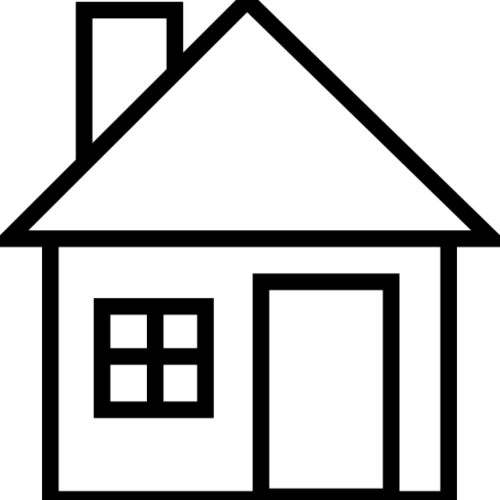 small resolution of home clipart house 56 clip art at clker vector clip clipart house pictures black and