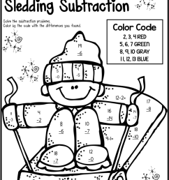 Delighted Winter Theme Activities And Printables For - 1st Grade Fun Maths  Worksheets - (793x1024) Png Clipart Download [ 1025 x 771 Pixel ]