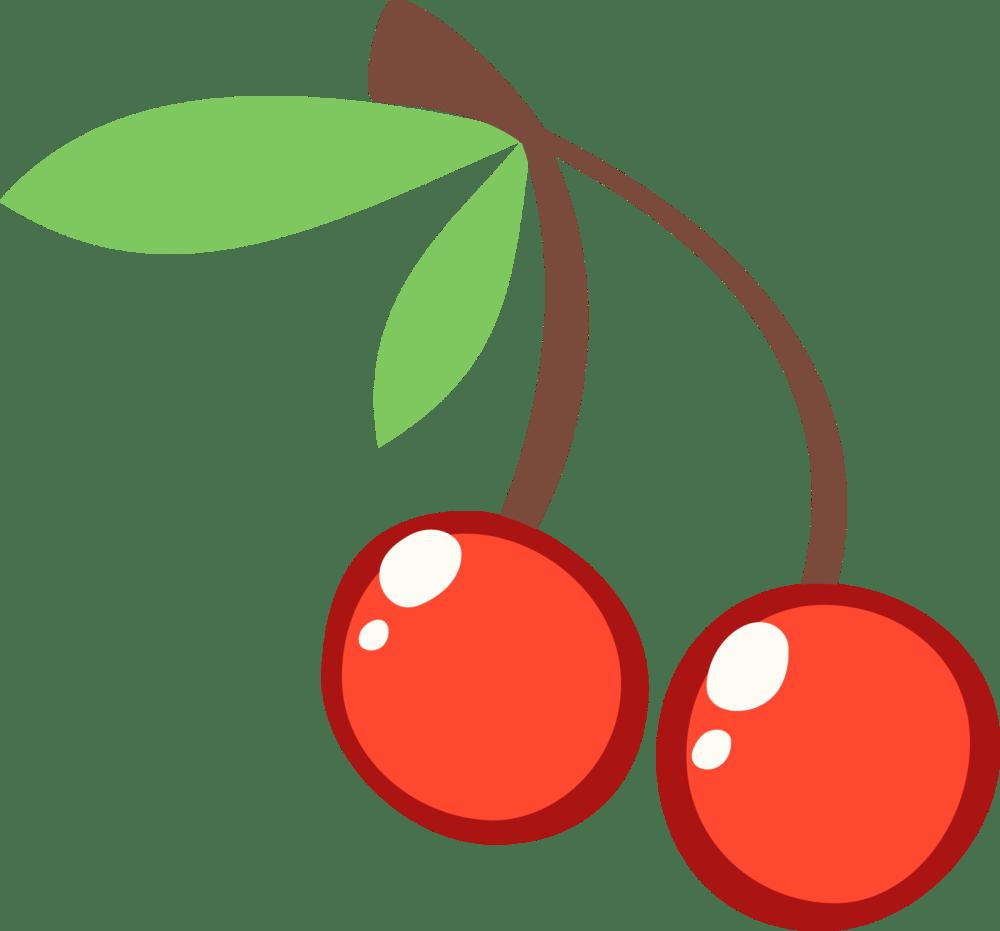 medium resolution of cherry clipart transparent cherry cutie mark 1600x1490