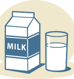 milk clipart sack lunch with apple and milk carton milk clipart 1024x1024  [ 1024 x 1024 Pixel ]