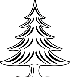 pine trees blog pine tree clipart black and white 1979x2430  [ 1844 x 2215 Pixel ]
