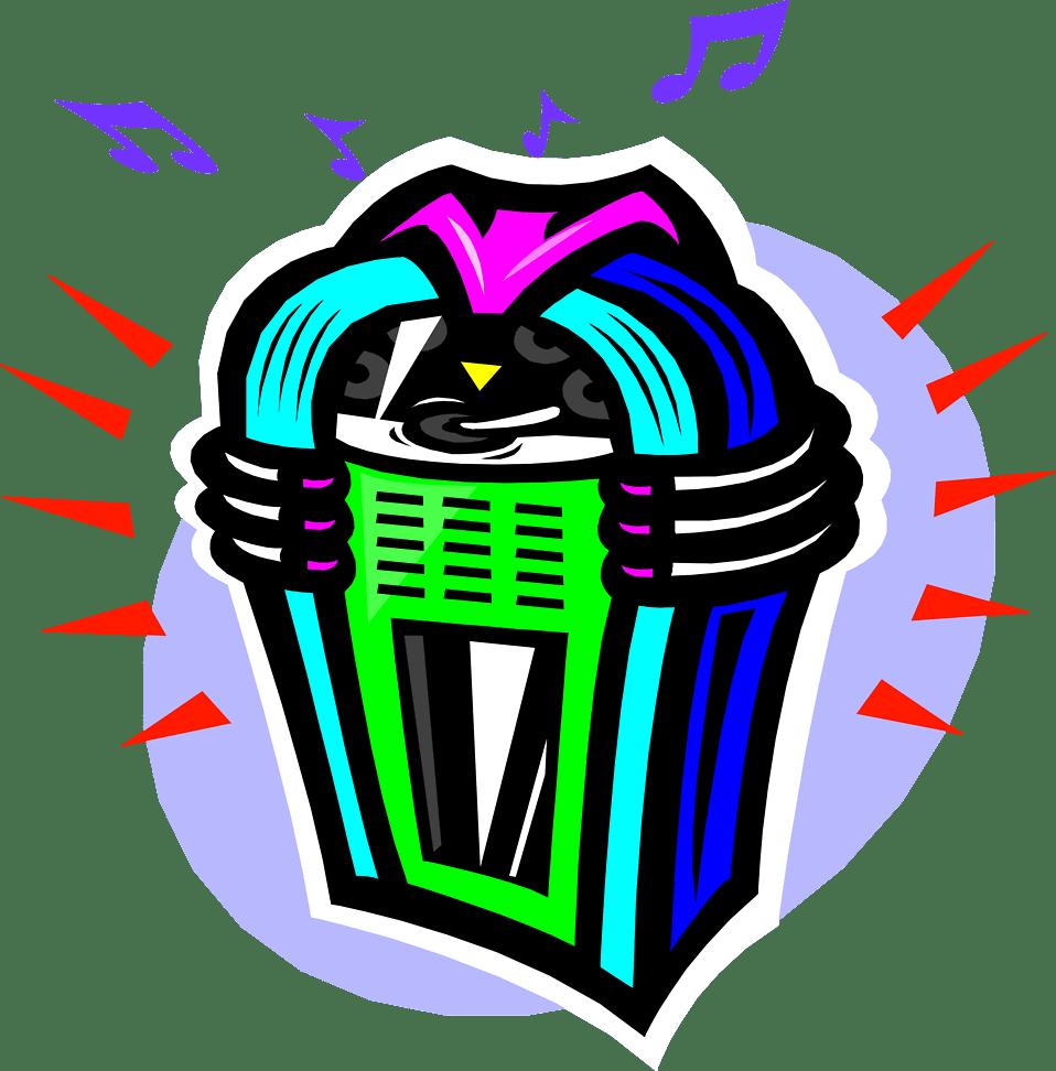 hight resolution of jukebox clipart va various artists rock n roll 958x972
