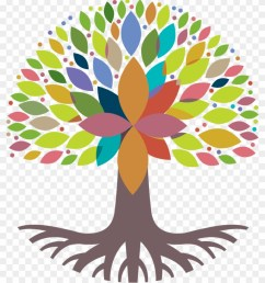 religion clipart catholic school colorful tree with roots 903 [ 840 x 983 Pixel ]