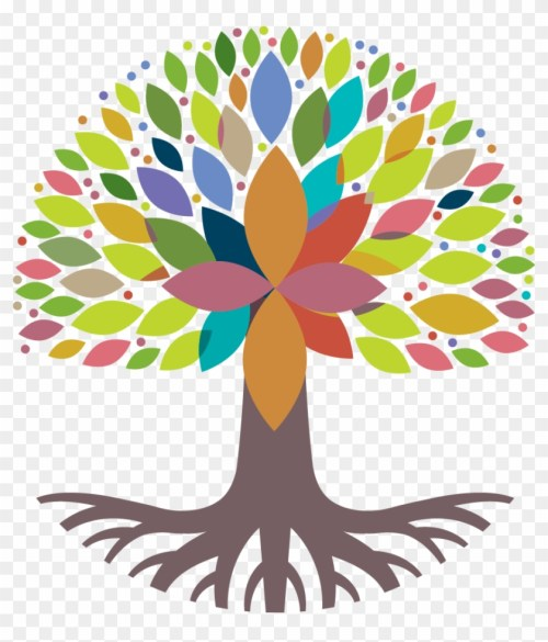 small resolution of religion clipart catholic school colorful tree with roots 903